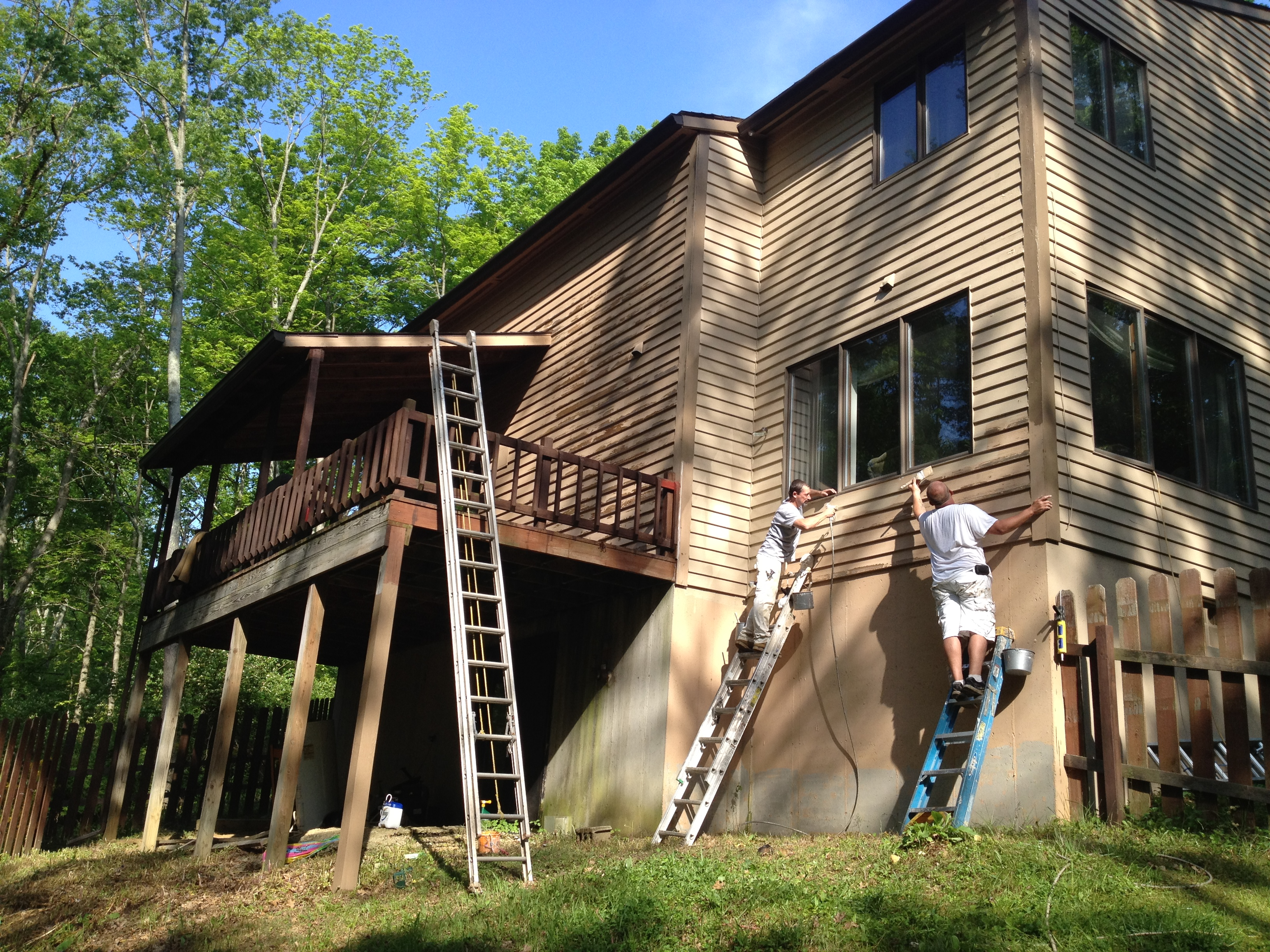 Tips For Summer Exterior House Painting Xpert Custom Painting