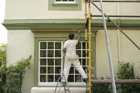 Elegant Everyone Knows That The Key To Doing A Good Job Of Painting The Exterior Of  A Home Is Using The Right House Painting Tools. You Are Probably Reading  This ...