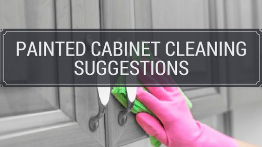 Cabinet Cleaning