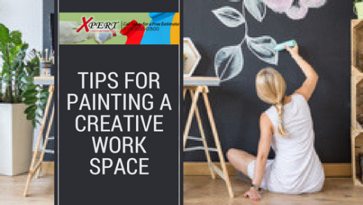 Painting a Creative Space