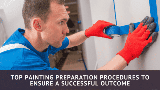 Painting Preparation Procedures