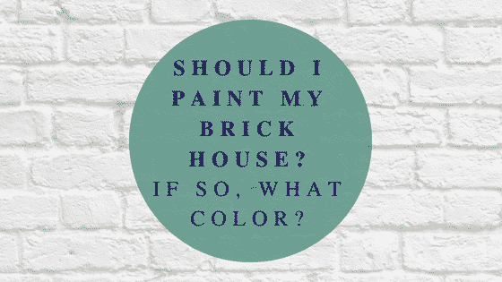 Well Kept Brick Homes Rarely Need Painting But If You The Owner No Longer Reciate Color Or Condition Of It May Be Time To Paint